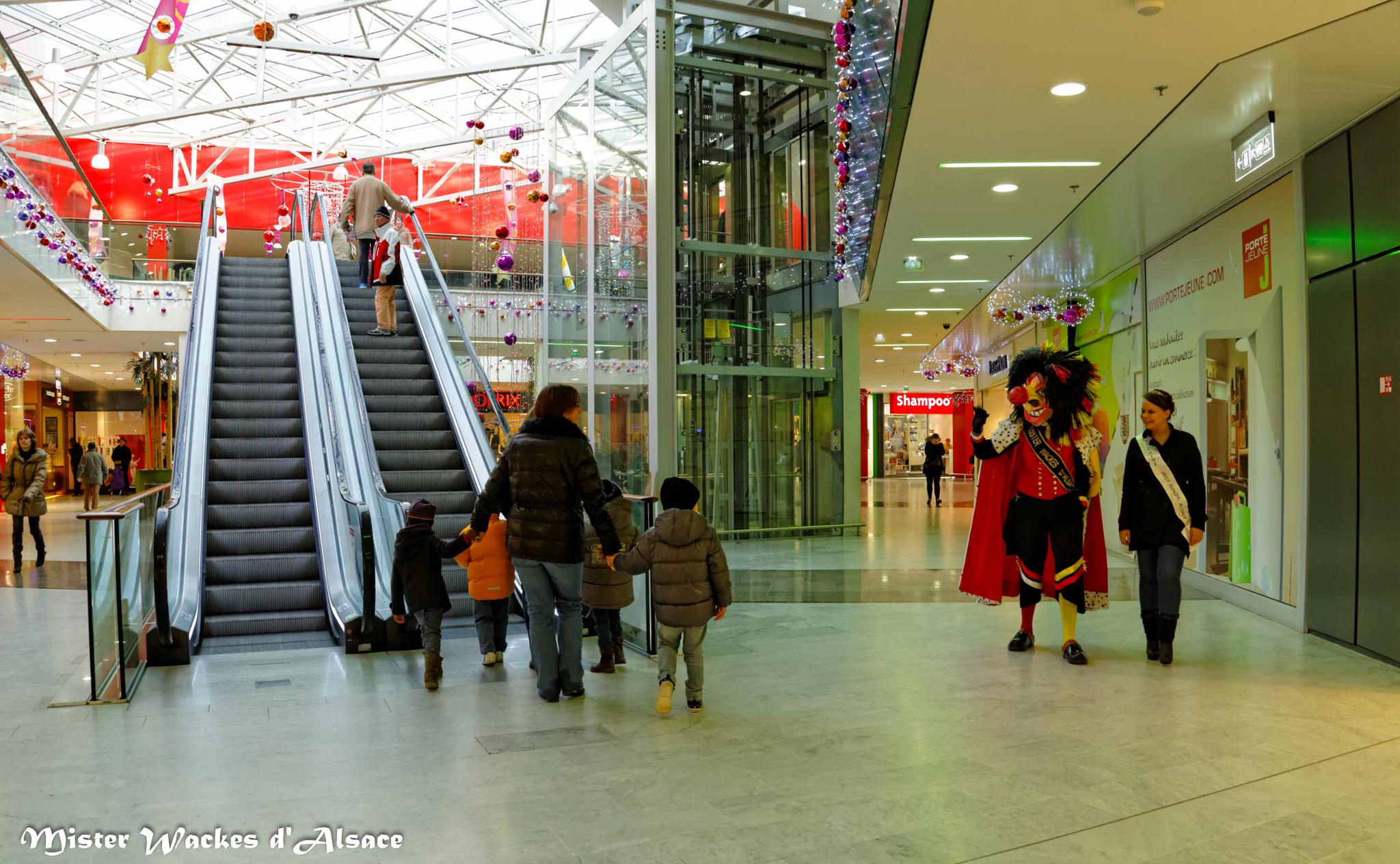 T l thon mulhouse 2013 les actions de solidarit les 6 7 - Porte d aubervilliers centre commercial ...
